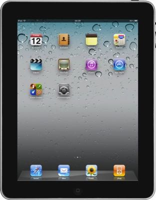 iPad iOS4 hp