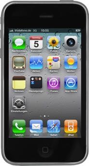iPhone 3GS iOS4