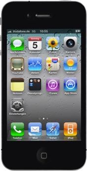 iPhone 4 Front Hp