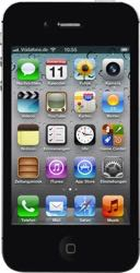 iPhone 4S front Schwarz Icon