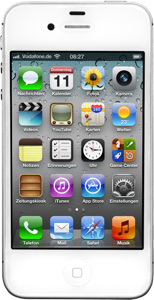 iPhone 4S iOS 5